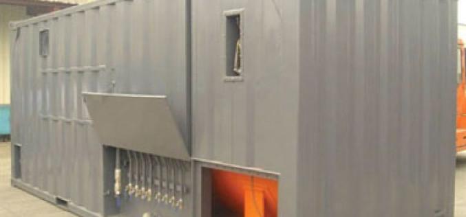 Использование контейнеров для хранения топлива на дизельных электростанциях