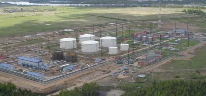 В Увате появятся усовершенствованные резервуары для приема западносибирской нефти