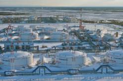 Окончание строительства пяти нефтяных резервуаров на ГНПС-1 нефтепровода Заполярье – Пурпе