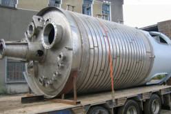 Производство резервуаров и емкостного оборудования заводом ООО «Каскад-металл»