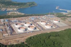 Увеличение резервуарного парка в порту Козьмино на 100 тыс. м³