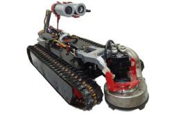 Новейшая роботизированная технология очистки нефтяных резервуаров