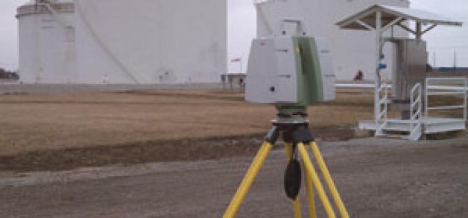 Применение системы лазерного сканирования на Газпромнефть-Ноябрьскнефтегазе