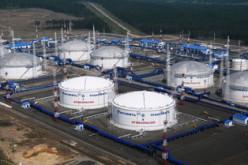 Строительство нового нефтяного резервуара в Сковородино в рамках проекта ВСТО