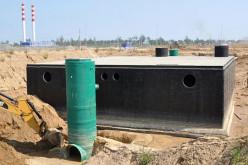 Начало подачи питьевой воды в резервуары хранения на космодроме «Восточный»