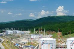 Увеличение объема резервуарного парка ПК «Шесхарис» на 400 тысяч м³