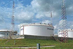 Строительство четырех резервуаров в рамках реконструкции ЛПДС «Староликеево»