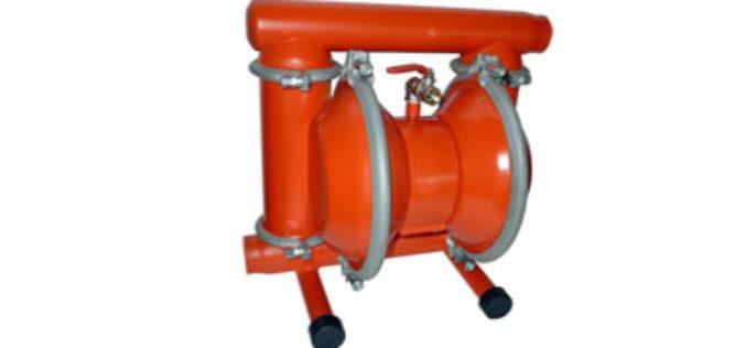 Производство вакуумного диафрагменного насоса с пневматическим приводом