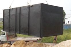 Южноуральские поселки будут снабжать пожарными резервуарами