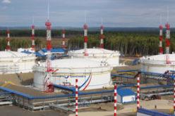Завершение строительства нефтяного резервуара на НПС «Сковородино»
