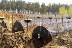 Производство резервуаров технологией Spirel компанией ООО «Туборус»