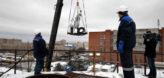 испытание робота для резервуаров