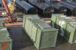 Кубические резервуары контейнерного типа от российского производителя