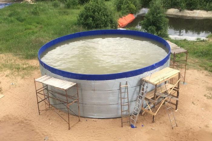 гибридные резервуары