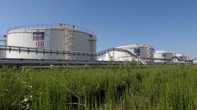 экологическая безопасность на ОАО «Сургутнефтегаз»