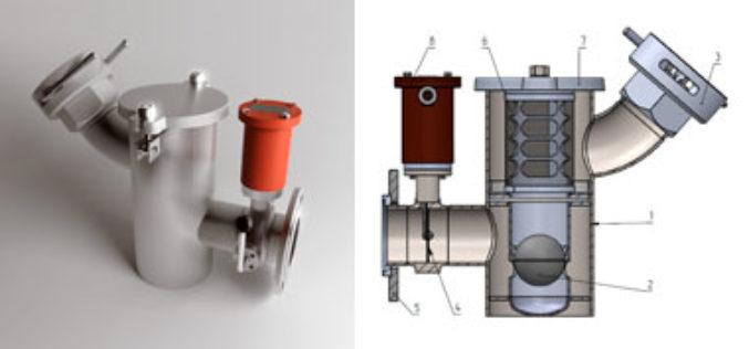 Узлы подключения линии наполнения резервуаров и другое резервуарное оборудование от компании ООО «АЗС Компани»
