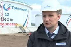 В нефтепорту Козьмино появилось два новых резервуара для хранения нефти