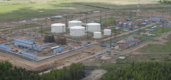 Реконструкция и введение в эксплуатацию резервуара на НПС «Вагай»