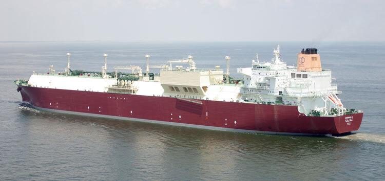 мембранные криогенные резервуары для СПГ танкеров