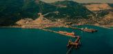 Новые резервуары на нефтебазе Грушовая