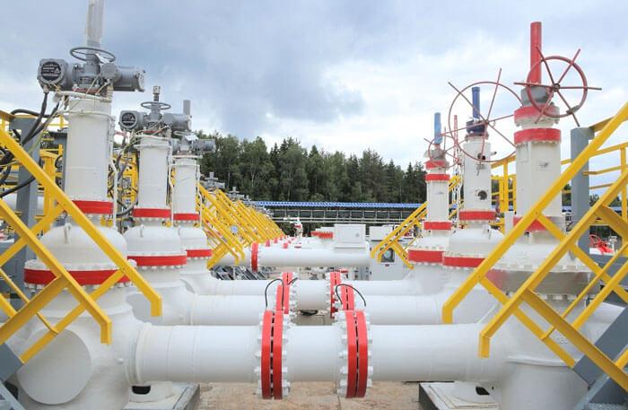 гидравлические испытания двух резервуаров на ЛПДС Омск
