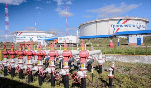 Строительство двух резервуаров на ЛПДС «Сокур»