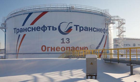 Строительство резервуаров на НППС Тюмень
