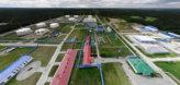 строительство резервуара на НПС Ухта-1